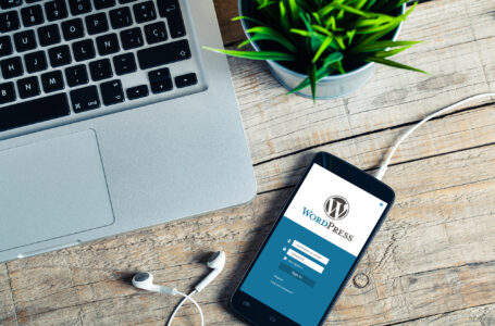 Eksempler på flotte websites i WordPress